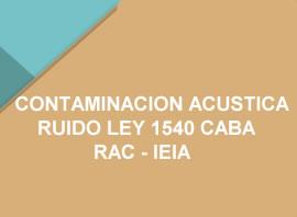 rac ley 1540 caba